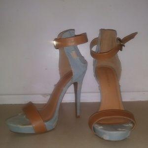 Cute👠👠👠 alert Super cute high heel shoes